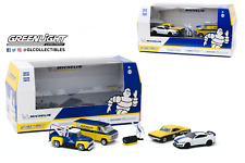 Greenlight Pack Michelin Ford Dodge Gmc Limited Edition (E)