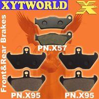 FRONT REAR Brake Pads BMW R 1100 RT ABS 1994 1995 1996 1997 1998 1999 2000 2001
