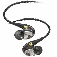 Westone UMpro50 Universal 3 Way In-Ear Monitors with replaceable cable - CLEAR