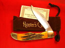Big North American Hunting Club 6165 folding hunter bone Meen68Er 61730569H