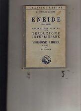 CLASSICI LATINI ENEIDE  LIBRO SESTO P. VIRGILIO MARONE R.A.D.A.R 1949