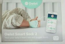 Owlet Smart Sock 2 Baby Monitor 2 Day Shipping!