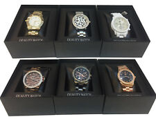Job Lot of x6 Brand New Metal Strap Ladies Wrist Watches - CLearance Sale Watche