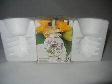 Leere Schachtel für Hutschenreuther EI Porzellan 1988 (meine Pos. 6)
