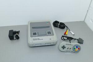 Super Famicom switchless PAL/NTSC 50/60Hz - Compatible PAL/JAP
