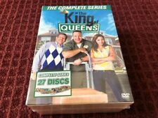 King of Queens - The Complete Series (DVD, 2011, 27-Disc Set) *Brand New Sealed*