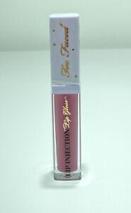 Too Faced Lip Injection Lip Gloss Shade Enchanted Pink Full Size  New But No Box