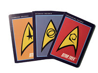 3 1991 Star Treak Insignia Cards Mint Condition