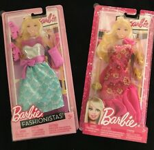 Barbie Fashionistas Party Dress And Gown By Mattel