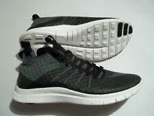 New Nike Free Hypervenom 2 FS Men's Size 10 Shoes 805890-001 Black Grey Soccer