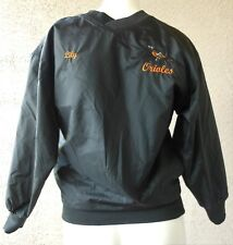 Sport Tec Windbreaker Youth Size Medium Embroidered LILY Baltimore Orioles Lined