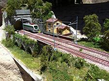 diorama ferroviario h0 pd12
