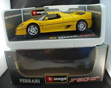 Bburago ◊ cod.3382 Ferrari F50  Hard Top (1995)  ◊1/18 boxed /boîte MIB