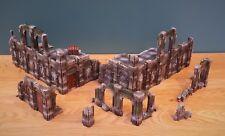 Azyrite townscape peint-Age of Sigmar-Warhammer-Décors