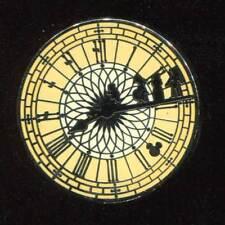 WDW 2011 Hidden Mickey Completer United Kingdom Peter Pan Clock Disney Pin 89721