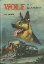 WOLF EN DE PAARDENDIEVEN  - Jan Postma