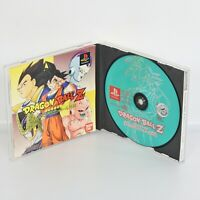 DRAGON BALL Z idainaru PS1 Playstation  For JP System 6296 p1