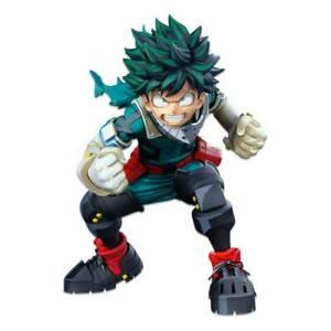 MY HERO ACADEMIA - Izuku Midoriya Super Master Stars Piece Pvc Figure Banpresto