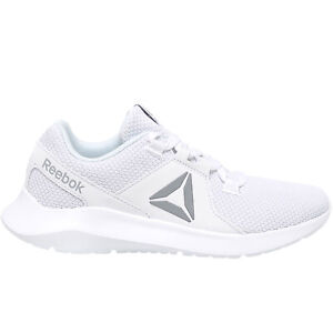 Reebok Womens Energylux Gym Running Jogging Active Trainers Sneakers - White