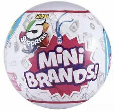 Zuri Series 1 Mini Brands 5 Total Surprise