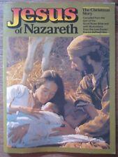 Jesus of Nazareth- The story of Christmas book - 1978