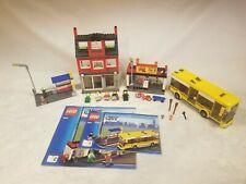 Lego City City Corner #7641; 100% Complete w  Minifigures/Instructions