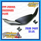 GO KART NOSECONE JUNIOR CADET SIZE BLACK ONLY WITH FITTING KIT ARROW X2-X4 NEW