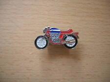 Pin Anstecker Kart blau Rennkart Art 0654 Badge Spilla Oznak