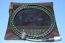 25' XLR Microphone Cable ~ EA Lyric HG 25 foot Gold or Nickel XLRs ~ FREE BAG