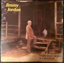 Jimmy Jordan - Time Has Made A Change - Gospel Vinyl LP Album - NKR 42884 SEALED