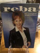 Reba - Season 3 (DVD, 2004, 3-Disc Set) Collector's Edition Factory Sealed