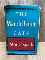 The Mandelbaum Gate Muriel Spark Hardcover w/DJ 1966 1st Edition 4th Printing