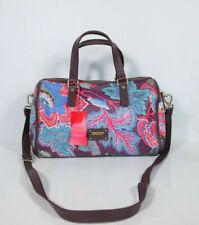 Neu Oilily Tasche Bowling Bag Weekender Reisetasche Handtasche Tas flowers (229)