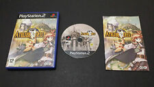Atelier Iris: Eternal Mana (Sony PlayStation 2)