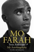 Twin Ambitions - My Autobiography-Mo Farah