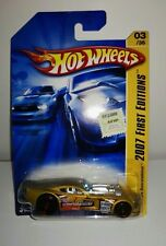 2007 Hot wheels First Editions Nitro Doorslammer