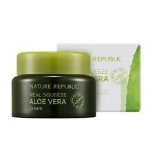 [Nature Republic] Real Squeeze Aloe Vera Cream 50ml
