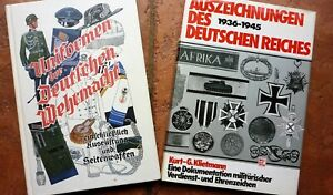 Uniformen der deutschen Wehrmacht/Auszeichnungen des deutschen Reiches