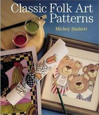 Decorative Painter's Pattern Book: Over 500 Designs for Paper, Glass, -ExLibrary