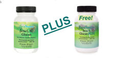 Beta Glucan #300 - 500 Mg - 60 Capsules - 93% PURE + FREE bottle of BetaPLUS
