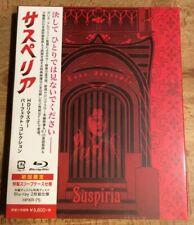 SUSPIRIA (Blu Ray) JAPAN Import Dario Argento Horror Japanese US Seller