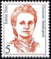 1405 postfrisch BRD Bund Deutschland Briefmarke Jahrgang 1989