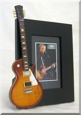 JOE WALSH Miniature Guitar Frame EAGLES