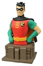 ROBIN BUSTE BATMAN ANIMATED SERIES DC COMICS DIAMOND SELECT TOYS 14 CM