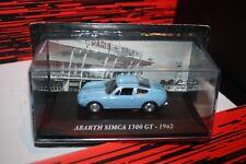 IXO Abarth Simca 1300 GT - 1962  1/43   NEUF