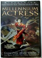Millennium Actress (DVD, 2003) Satoshi Kon / NTSC / Reg.1 / FACTORY SEALED