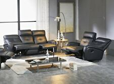 Voll-Leder TV-Sofa Schlafsofa Relaxsessel Fernsehsessel 5130-3+2-S sofort