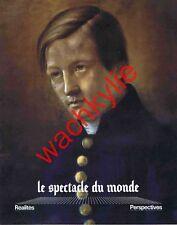 Le spectacle du monde n°308 du 11/1987 Pasteur Quebec Kubrick Espions Fragonnard