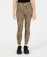 $44 Celebrity Pink Juniors' Cheetah-Print Skinny Ankle Jeans Assorted Size 3