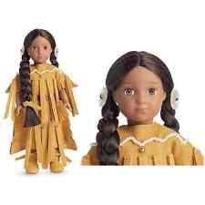 Kaya Mini Doll Beforever American Girl & Mini Book 2014 Brand New